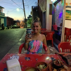 Cocktails at Lomita