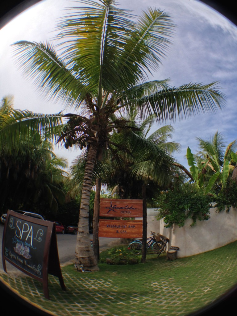 Beach Road Entrance