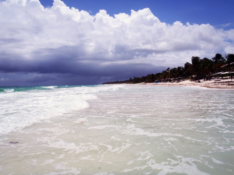 Tulum Beach South