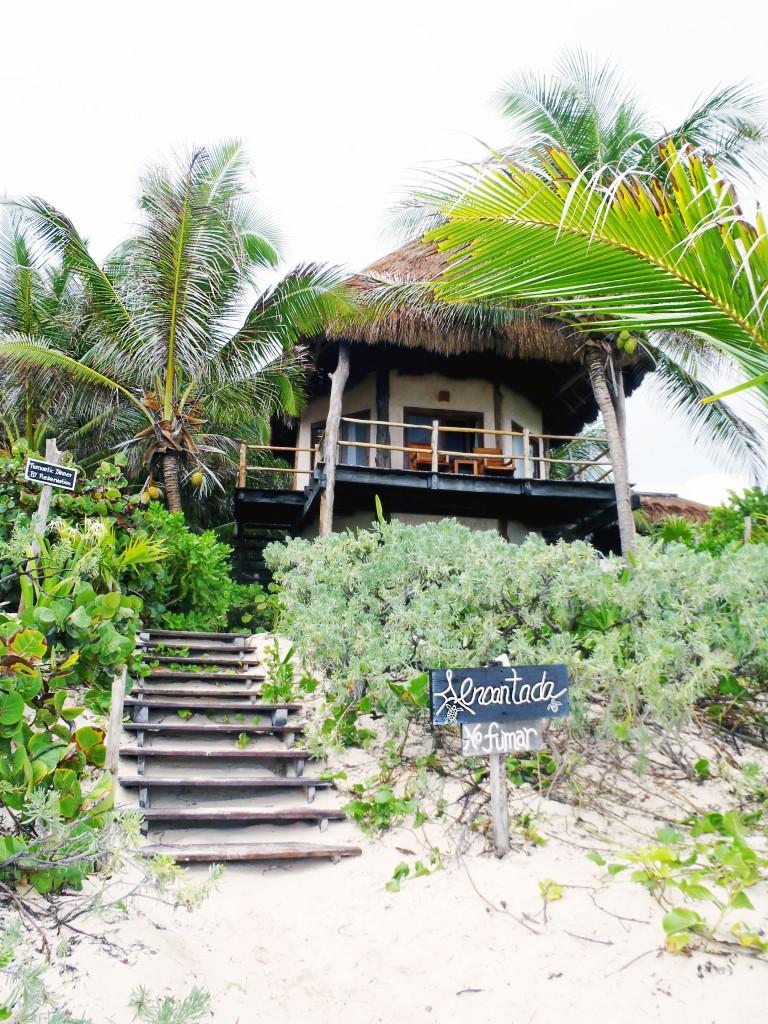 Private Beachfront Cabana