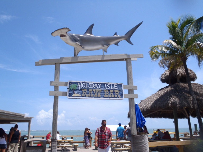 Holiday Isle Tiki Bar - Isla Morada