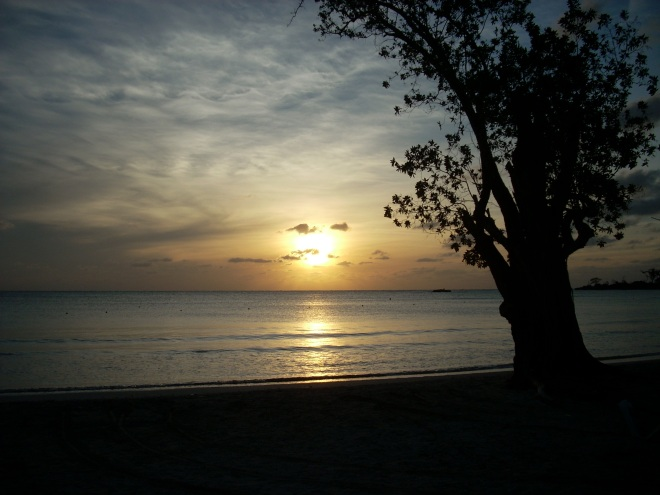 We came for the Beaches but fell in love with Negril's Sunsets