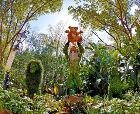 lionkingtopiary