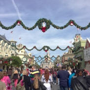 Walt Disney World's Magic Kingdom - Thanksgiving Day