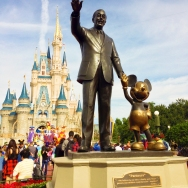 Walt Disney World's Magic Kingdom - Thanksgiving Eve