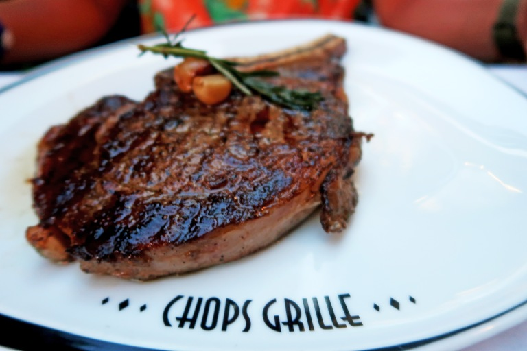 ALLURE - CHOPS STEAK